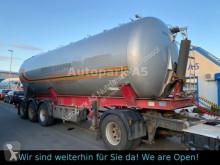 semi reboque Feldbinder KIP 45.3 45.000 Ltr Silo Lebensmittel