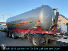 semi remorque Feldbinder KIP 45.3 45.000 Ltr Silo Lebensmittel