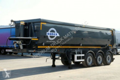 Wielton BODEX/TIPPER 28 M3 /WHOLE STEEL / LIFTED AXLE / semi-trailer