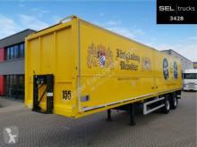 Ackermann FAG SAG 21/L-11.4 / Ladebordwand / Lenkachse semi-trailer