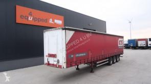 Полуприцеп шторный Burg COIL, BPW+drumbrakes, NL-trailer