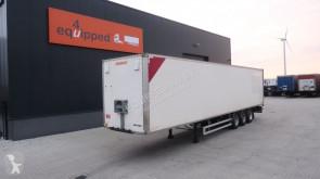 naczepa Fruehauf SMB+drumbrakes, full chassis, hardwooden floor, NL-trailer