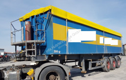 Langendorf BPW Stahl / Alu Luft 45m³ semi-trailer