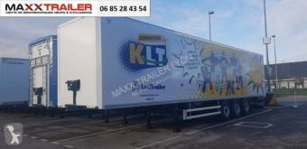 naczepa furgon piętrowy załadunek Lecitrailer