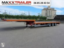 Lecitrailer straw carrier flatbed semi-trailer
