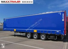 New tautliner semi-trailer Lecitrailer P400 RAIL ROUTE