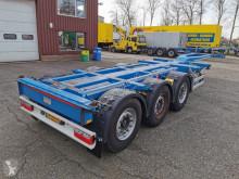 Pacton Multi 3-assen Valx - Lift-as - Alle containers - Schuifkop 9/2020APK semi-trailer
