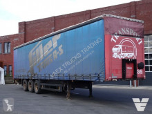 semi remorque Schmitz Cargobull Tauliner - BPW Axle - Drum brake