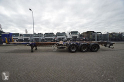 D-TEC EXTENDABLE 45ft CONTAINER TRANSPORT semi-trailer used container