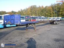 Faymonville platform trailer 51 t / extendable 23 m semi-trailer