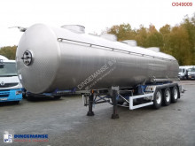 naczepa Magyar Food tank inox 29 m3 / 4 comp