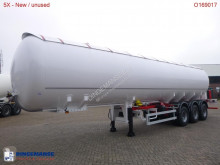 Trailer tank gas Gas tank steel 57 m3 / NEW/UNUSED