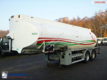 Tanker semi-trailer Fuel tank alu 30.7 m3 / 6 comp