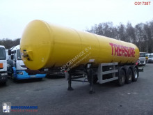 semi reboque Clayton Food (beer) tank inox 30 m3 / 1 comp