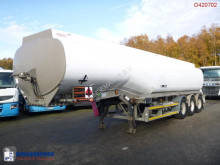 Nc Jet fuel tank alu 39 m3 / 1 comp semi-trailer used tanker