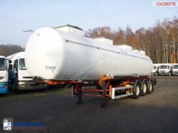 BSLT Chemical tank inox 26.3 m3 / 1 comp semi-trailer used chemical tanker