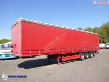 semi remorque Krone Curtain side trailer + sliding roof