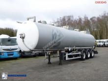 Maisonneuve Chemical tank inox 32.8 m3 / 1 comp semi-trailer