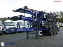 Semi remorque porte containers SDC Stack - 3 x Container trailer 20-30-40-45 ft (sliding)