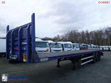 semi remorque Tirsan platform trailer 13.5 m