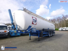Spitzer Powder tank alu 65 m3 (tipping) semi-trailer