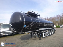 LAG Bitumen tank steel 30 m3 / 1 comp ADR/GGVS semi-trailer used tanker