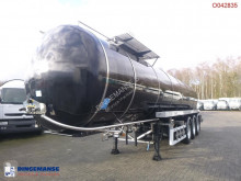 Semi remorque LAG Bitumen tank steel 30 m3 / 1 comp ADR/GGVS citerne occasion