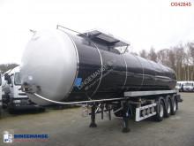 Semi remorque citerne LAG Bitumen tank steel 30 m3 / 1 comp ADR/GGVS