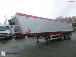 Trailer Stas M tipper trailer alu 31 3 sa338k tweedehands kipper