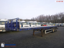 Tirsan platform trailer 13.5 m semi-trailer