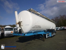 LAG Powder (food) tank alu 63 m3 (tipping) semi-trailer