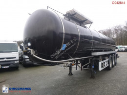 LAG半挂车 Bitumen tank steel 30 m3 / 1 comp ADR/GGVS