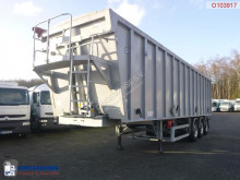 Benalu Tipper trailer alu 55 m3 semi-trailer used tipper