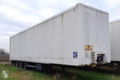 Semirremolque furgón Lecitrailer SEMIRIMORCHIO, FURGONATO, 3 assi