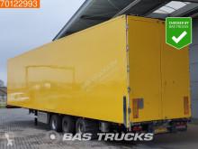 trailer Van Eck Mega Aircargo-Luftfracht-Rollenbett Liftachse
