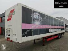 naczepa Krone SZ / BPW / Rolltor / Textiltransport