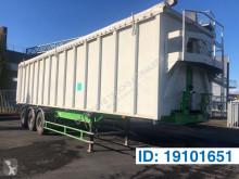 Semitrailer flak Benalu 54 cub in alu