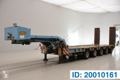 ACTM Low bed trailer heavy equipment transport