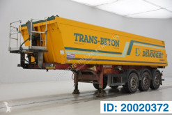 Schmitz Cargobull 30 cub in alu semi-trailer used tipper