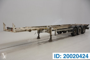 Turbo's Hoet Skelet 30-40-45 ft semi-trailer used container