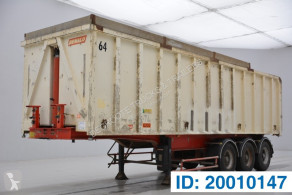 Trailer kipper Benalu 45 cub in alu