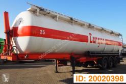 trailer Benalu Bulk silo 62 cub