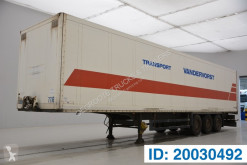 Semiremorca Schmitz Cargobull Box semi-trailer second-hand