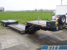 Broshuis heavy equipment transport semi-trailer 3ABD-48 ONGEBRUIKTE EURO DIEPLADER