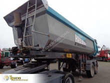 Trailer Schwarzmüller 2x BPW STEEL TIPPER HEAVY LOAD + tweedehands kipper