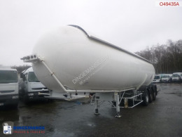 Trailer Gas tank steel 47.8 m3 / ADR 11/2020 tweedehands tank gas