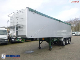 Fruehauf tipper semi-trailer Tipper trailer alu 52 m3