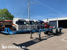 semiremorca Trailor container chassis full steel