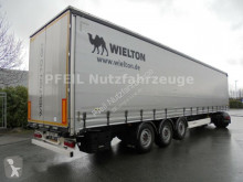 Wielton tarp semi-trailer NS-3 Tautliner - SAF - LIFT- Portal- TOP