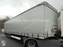 Used tarp semi-trailer Krone SD Tautliner- BPW- LIFT- Code XL + Getränke
